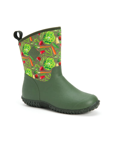 Muck Boot Muckster II Womens Mid Length Wellington Boot