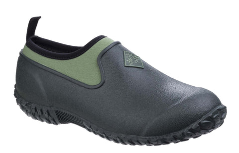 Muck Boot Muckster II Low Womens Slip On Shoe Green