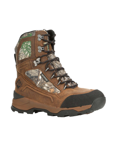 "Muck Boot Summit Lace 10"" Mens Waterproof Performance Hiking Boot"