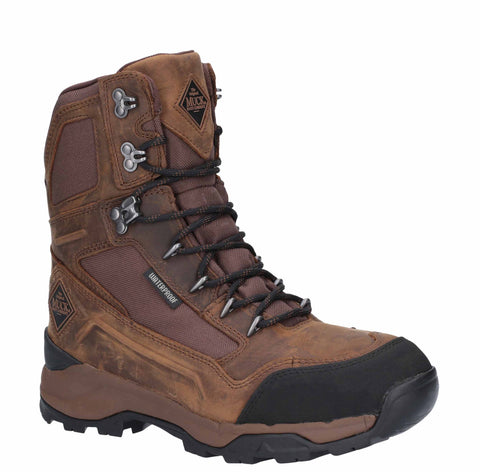 "Muck Boots Summit 8"" Warm Weather Performance Boot Brown"