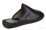 Nordikas Neil 131 Mens Leather Mule Slipper