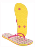 O'Neill Moya Stripe Womens Toe Post Flip Flop