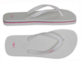 O'Neill Noronha Womens Toe Post Flip Flop White