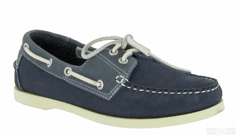 a33bbd09560cb Orca Bay Sandusky Womens Lace Up Deck Shoe Indigo/Blue