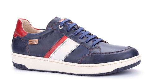 Pikolinos Corinto M1M-6226 (Corin) Mens Trainer Style Lace Up Casual Shoe