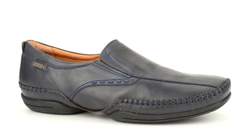 Pikolinos 03A-6222 (Padua) Mens Casual Slip On Shoe Navy