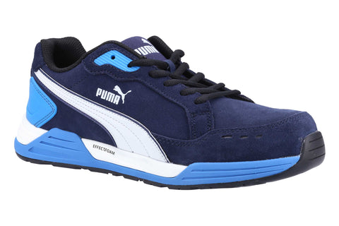 Puma Safety Airtwist Low S3 Safety Trainer Blue