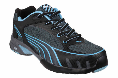 Puma Safety Fuse Motion Womens Safety Shoe Blue