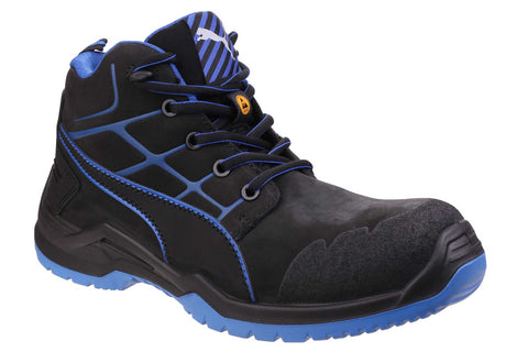 Puma Safety Krypton Lace-up Safety Boot Blue