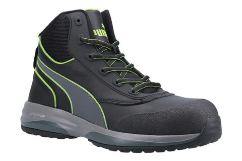 Puma Safety Rapid Mid Safety Boot Green