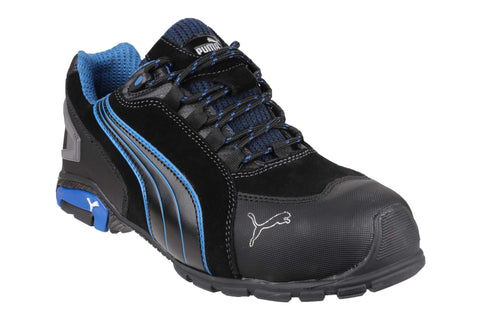 Puma Safety Rio Low Lace-up Safety Boot Black