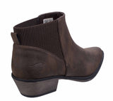 Rocket Dog Alarm Womens Pull On Dress Ankle Boot