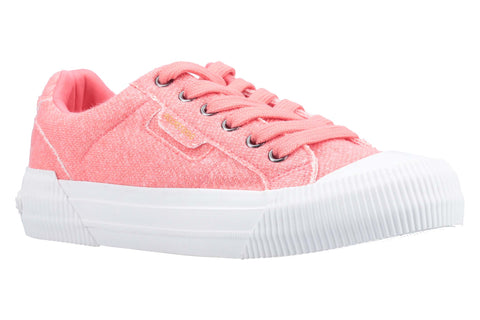Rocket Dog Cheery Skirball Womens Lace Up Trainer