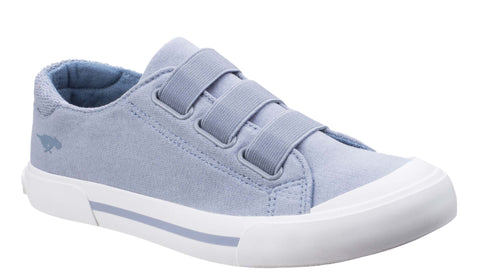 Rocket Dog Jamaica Cloud 9 Slip On Trainer Sky Blue