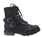 Rocket Dog Lacie Womens Combat Style Casual Boot