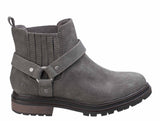 Rocket Dog Loki Womens Biker Style Pull On Ankle Boot