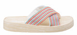 Rocket Dog Moon Groovy Womens Slip On Slide Sandal