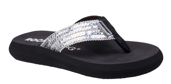 Rocket Dog Spotlight Glam Squad Slip On Sandal Irides