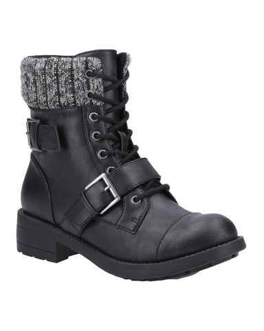 Rocket Dog Travis Womens Biker Boot