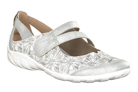Remonte R3427 Womens Wide Fit Mary Jane Shoes