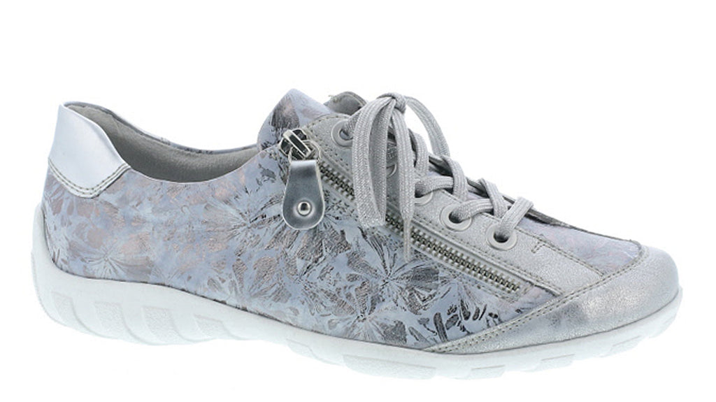 Remonte R3435 Womens Lace Up Trainer Style Casual Shoe – Robin Elt Shoes 53bd513e13
