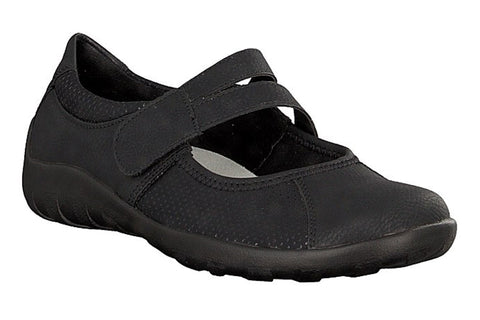 Remonte R3510 Womens Wide Fit Mary Jane Shoes
