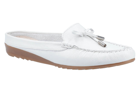 Riva Gemini Womens Slip On Moccasins