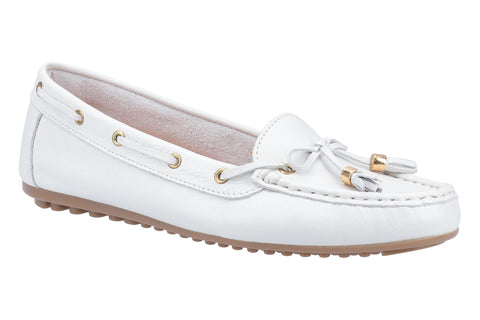 Riva Sauvage Womens Leather Moccasins