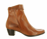 Riva Armadillo Womens Leather Dress Ankle Boot