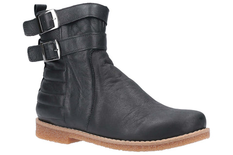 Riva Azra Womens Leather Ankle Boot