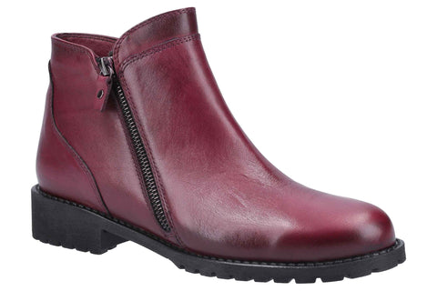 Riva Dassia Womens Ankle Boot
