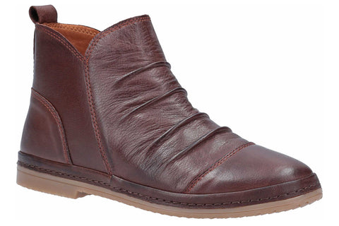 Riva Kefalonia Womens Leather Ankle Boot