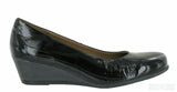 Riva Nadone Womens Plain Toe Wedge Heeled Slip On Dress Shoe
