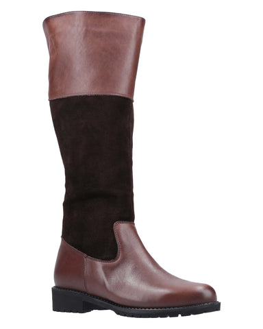 Riva Parga Womens Knee High Boot