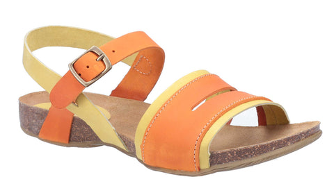 Riva Portbou Womens Colourful Flat Casual Sandal