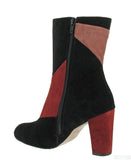 Riva Rosabella Womens Multicoloured Suede Calf Length Dress Boot
