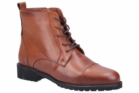 Riva Zakynthos Womens Soft Leather Ankle Boot