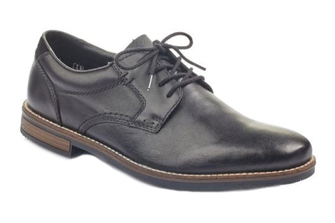 Rieker 13513 Mens Wide Fit Lace Up Shoe