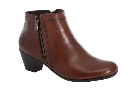 Rieker 70551-24 Womens Ankle Dress Boots