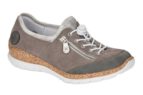 Rieker N42F1 Womens Casual Shoe