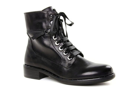 Regarde Le Ciel Roxana 04 Womens Biker Inspired Boot