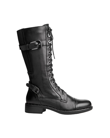 Regarde Le Ciel Roxana 10 Womens Combat Style Boot