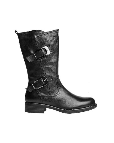 Regarde Le Ciel Roxana 21 Womens Biker Inspired Boot