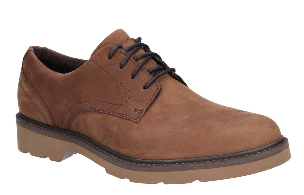 d0f4cdea6 Rockport Charlee Plain Toe CH3422 Mens Lace Up Shoe – Robin Elt Shoes