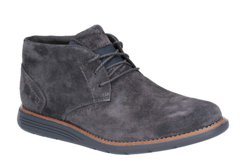 Rockport Total Motion Sportdress Chukka Boot Smoke