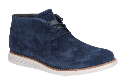 Rockport Total Motion Sportdress Chukka Boot Navy