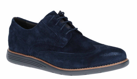 Rockport Total Motion Sportdress Wingtip Shoe Navy