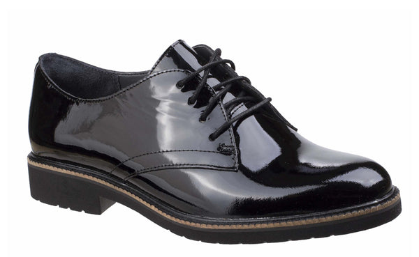 Rockport Total Motion Abelle CG8376 Womens Lace Up Derby Style Shoe Black P CG8376