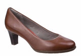 Rockport Total Motion Melora Womens Plain Dress Pump CH1019 Alpaca CH1019