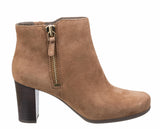 Rockport Total Motion Trixie Bootie 2 CG8326 Womens Suede Ankle Boot